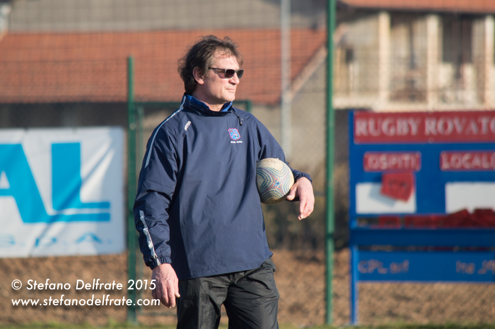 Rugby Rovato vs Crema Rugby Club