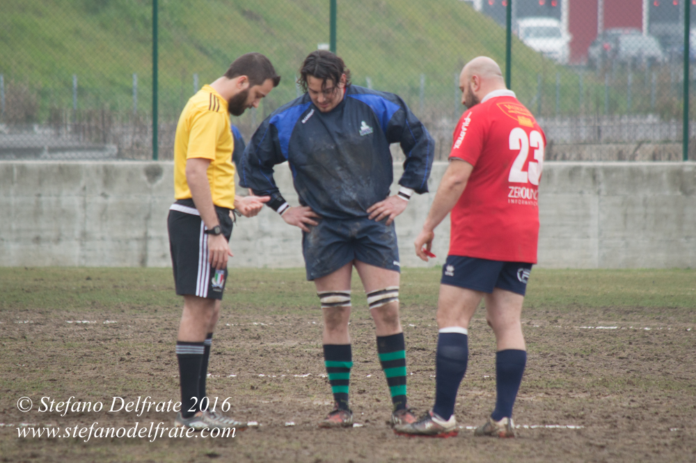 Rugby Rovato vs Botticino Rugby Union