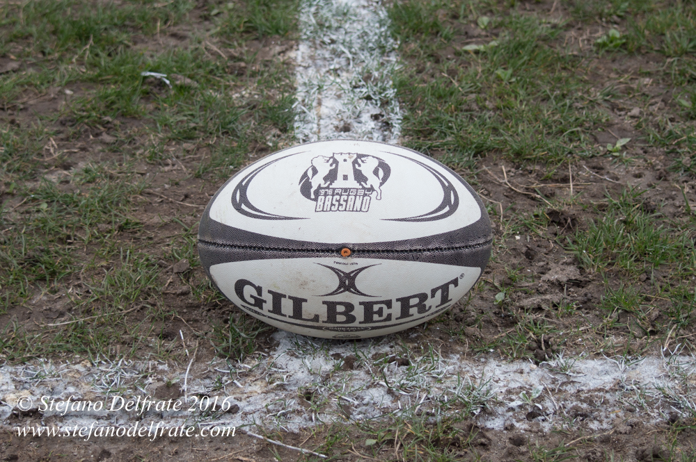 Rugby Bassano vs Rugby Rovato