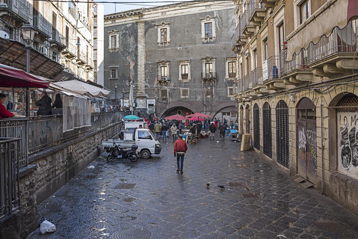 Catania - Pescheria