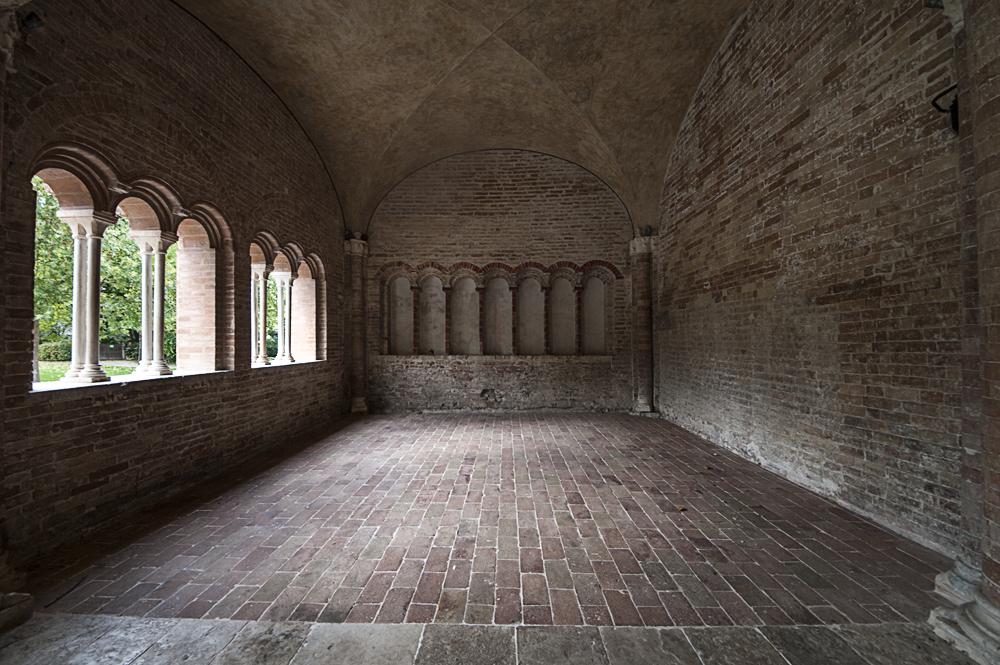 Ancona e dintorni - Abbazia Chiaravalle in Fiastra