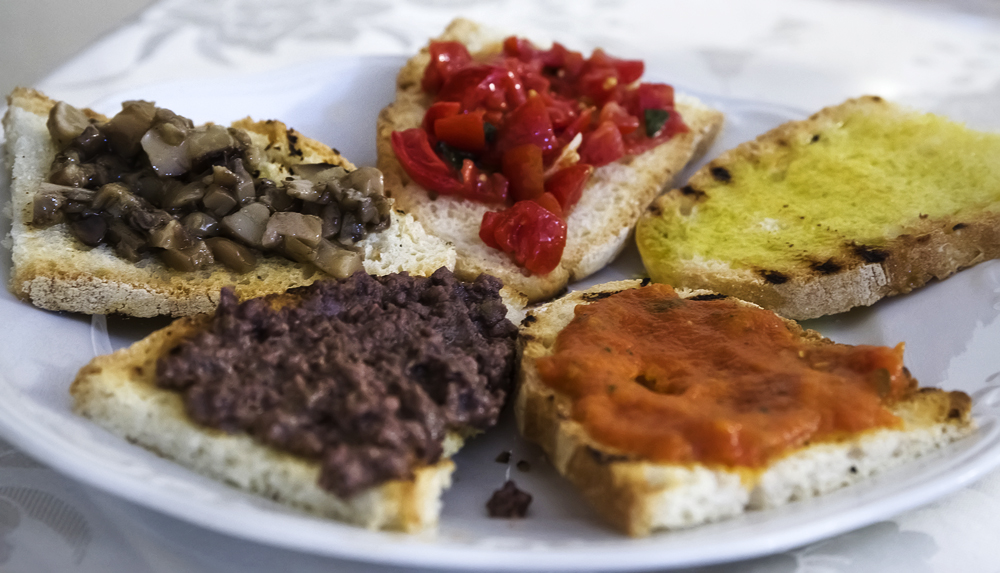 Siena e dintorni - La cucina