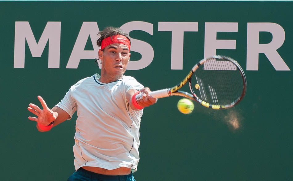 Nadal - Master Montecarlo 2013