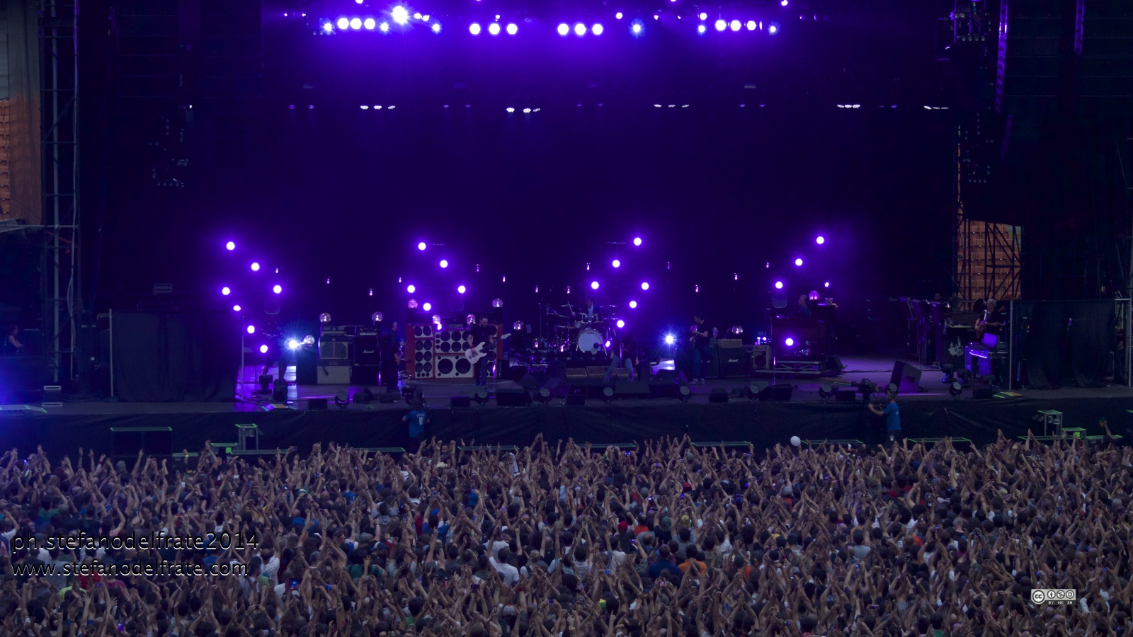 Pearl Jam live @ San Siro 20.06.14