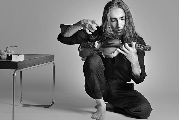 portrait • musician